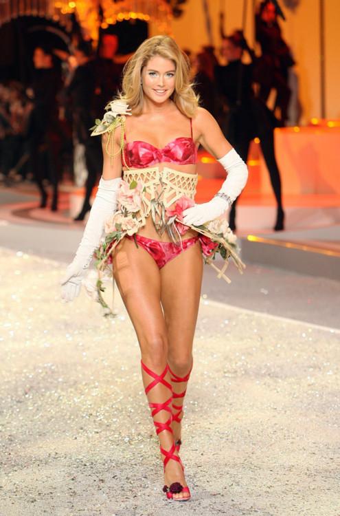 Даутцен Крез, шоу Victoria Secret 2008