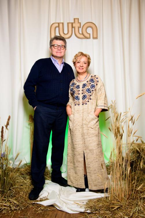 Олег Пинчук и Людмила Бушинская