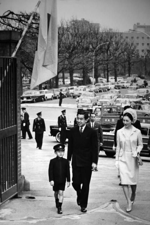 Принц Нарухито, 1966