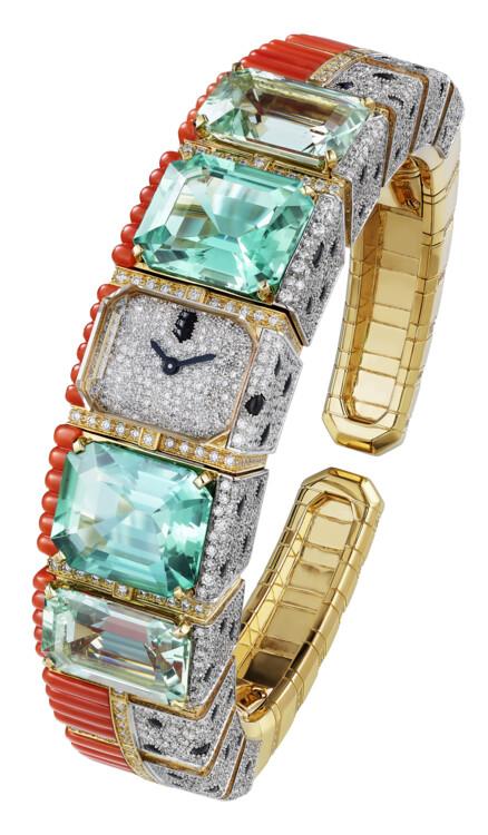 Cartier представили новую коллекцию высокого ювелирного искусства Sur Naturel фото