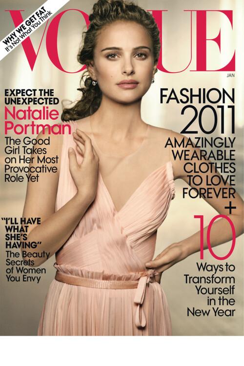 Vogue, январь 2011