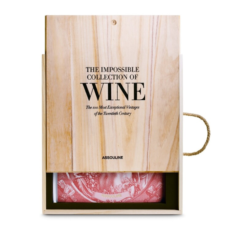 Книга The Impossible Collection of Wine, Assouline
