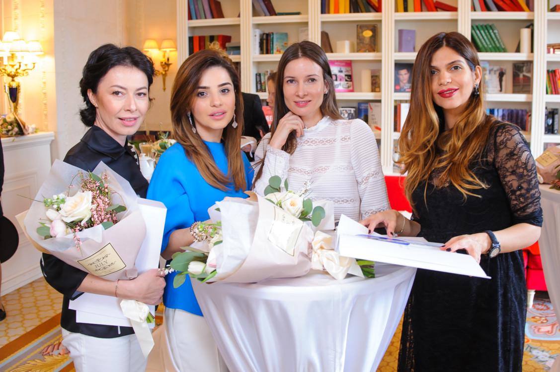 Тамила Немченко, Фаина Тадеева, Полина Габович и Алина Алиева
