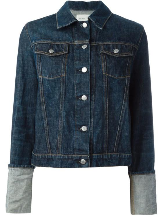 Джинсовая куртка от Helmut Lang Vintage. Приблизительно 1990-й год