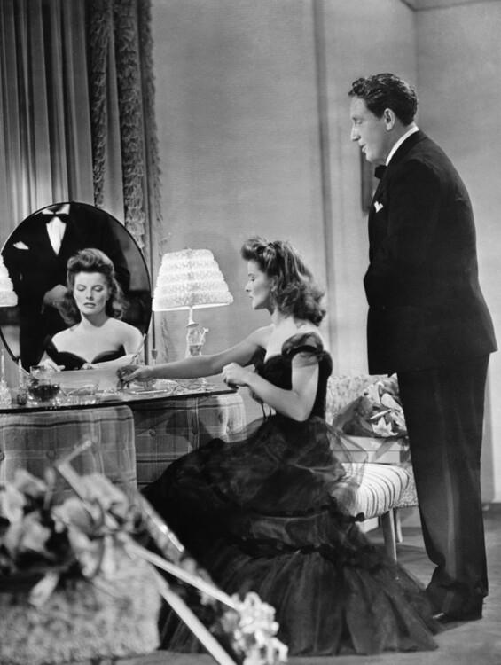 Кетрін Гепберн у фільмі «Жінка року», 1942