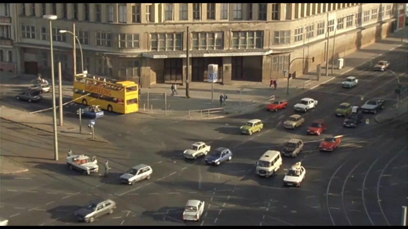 "Кадр из фильма ""Гуд бай, Ленин!"", 2003"