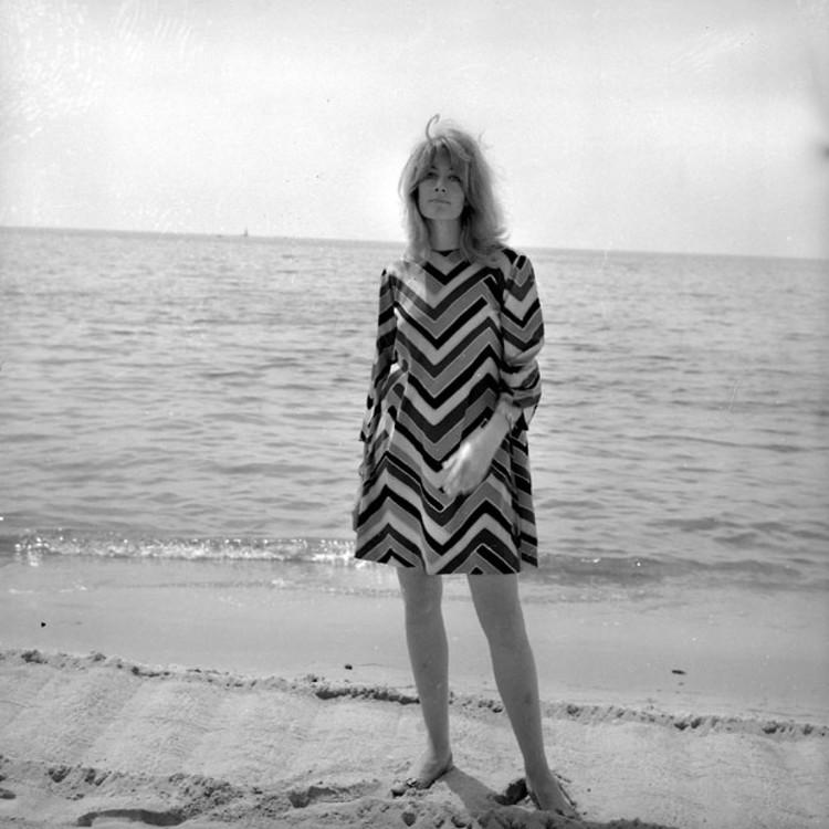 Ванесса Редгрейв, 1967 год
