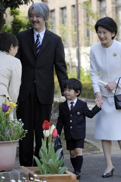 Принц Хисахито, 2010
