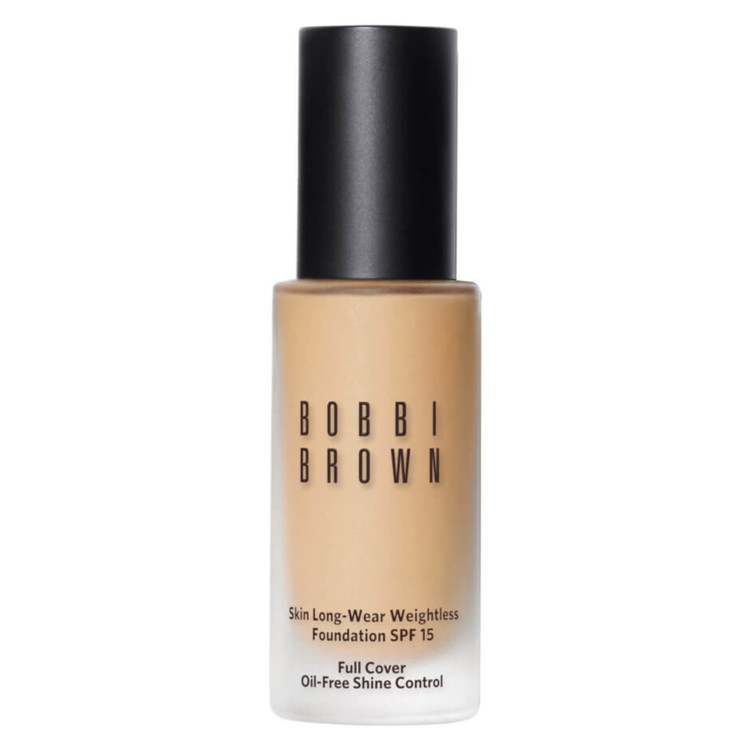 Жидкая тональная основа Skin Long-Wear Weightless Foundation SPF 15, Bobbi Brown