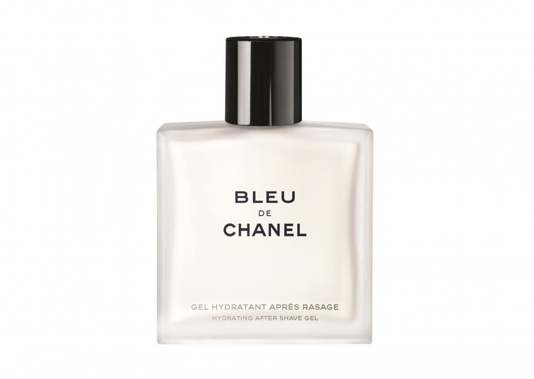 Увлажняющий гель после бритья Bleu de Chanel, Chanel