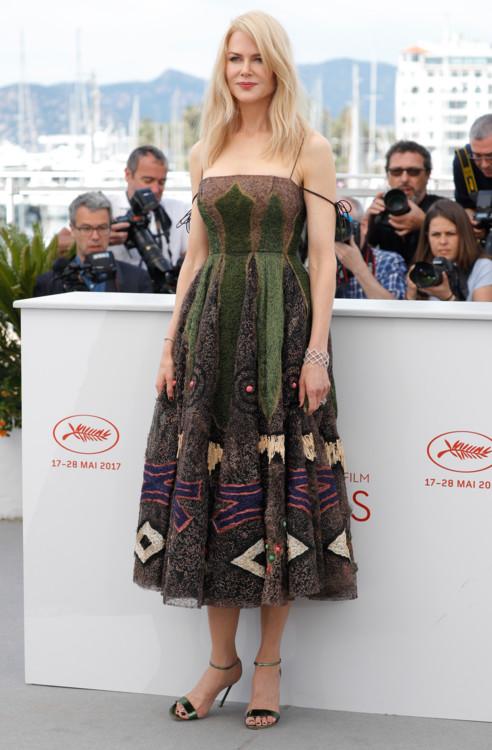 Николь Кидман в Christian Dior