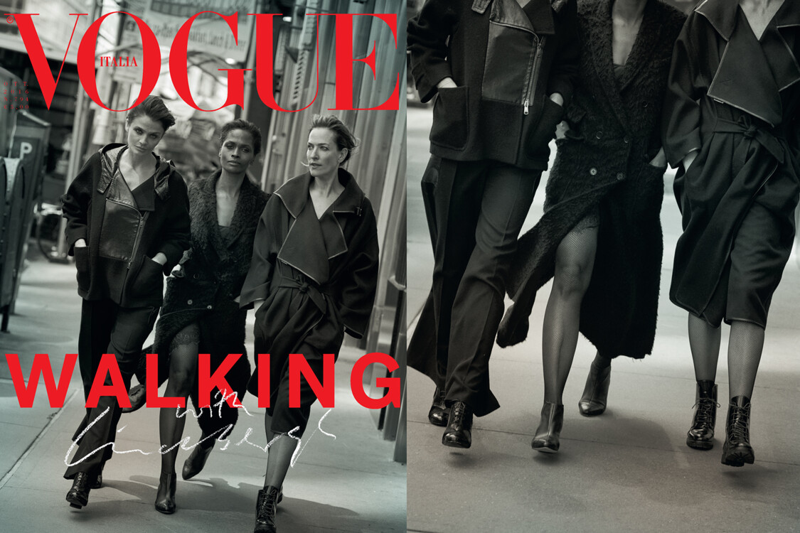 Vogue Italy, жовтень 2016