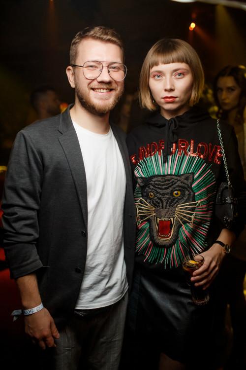 Андрей Сигунцов и Юлия Беляева