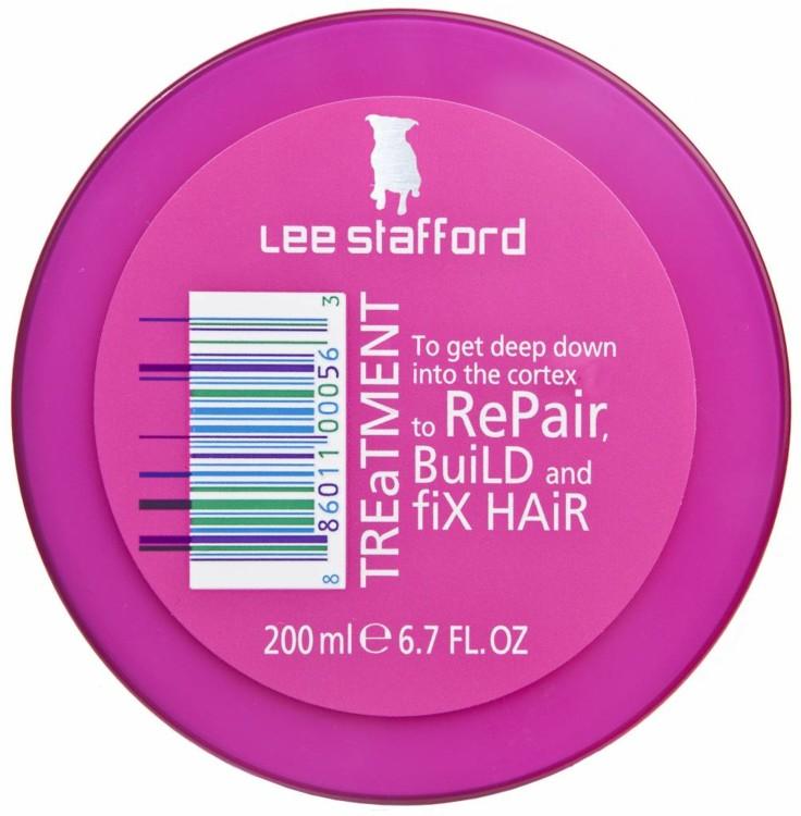 Маска для поврежденных волос Breaking Hair Treatment, Lee Stafford