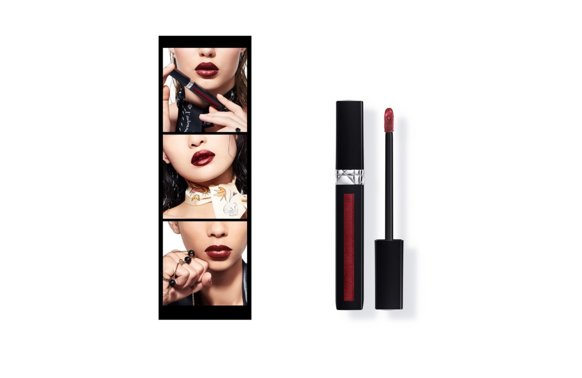 Rouge Dior Liquid, 979 Poison metal