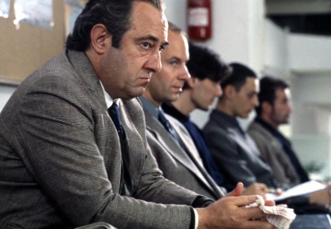 Кадр з фільму «Понеділки на сонці», 2002
