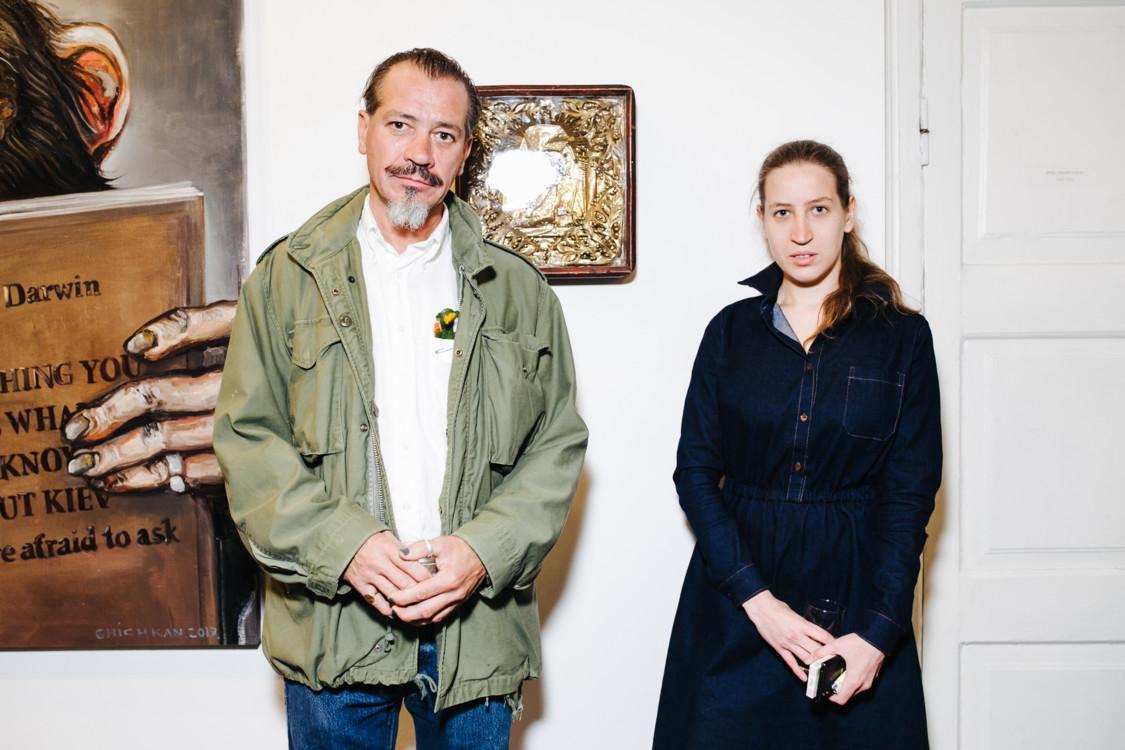 Илья и Саша Чичкан