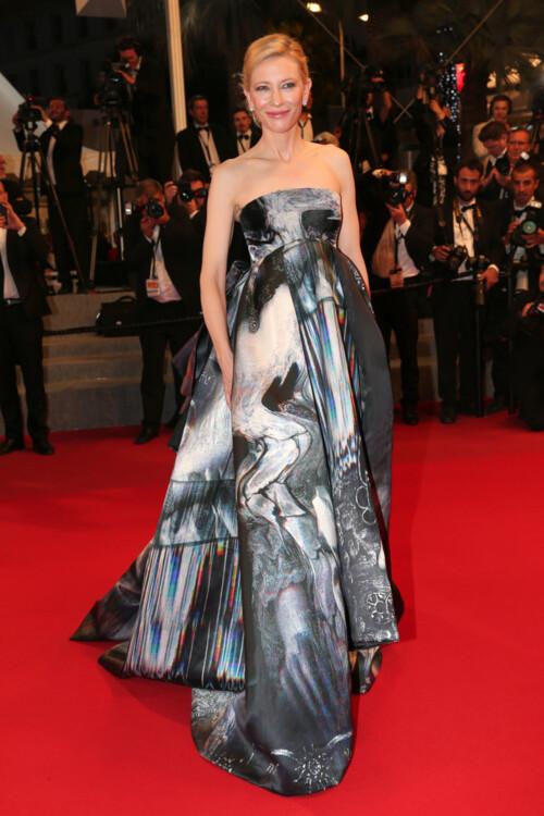 Кейт Бланшетт в платье Giles