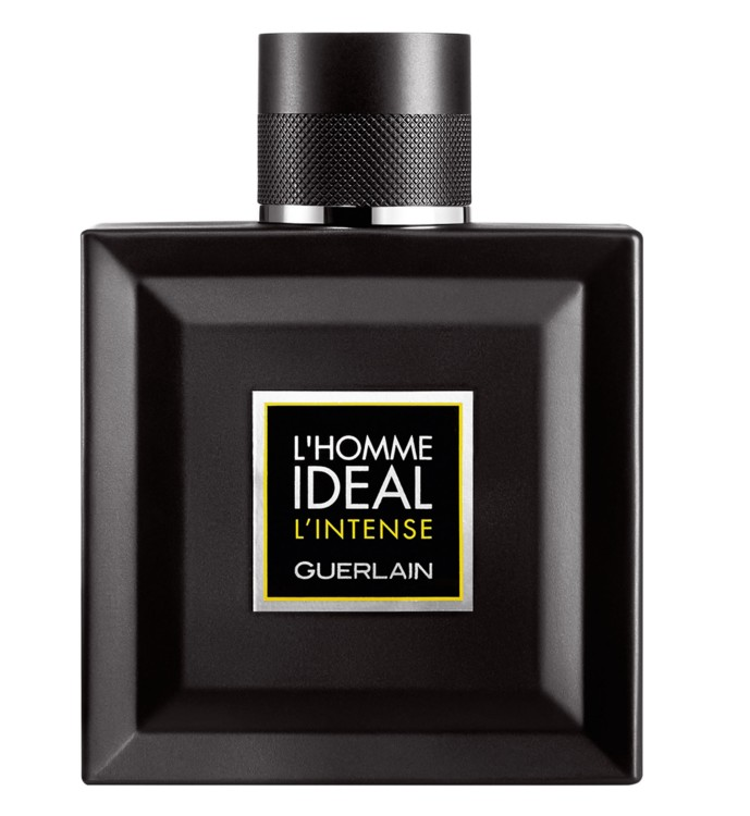 L'Homme Ideal L'Intense EDP, Guerlain, з нотами диму, троянди і перцю чилі