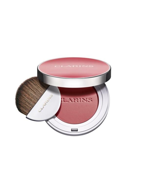 Рум'яна Joli Rouge відтінку Cheeky Pink, Clarins