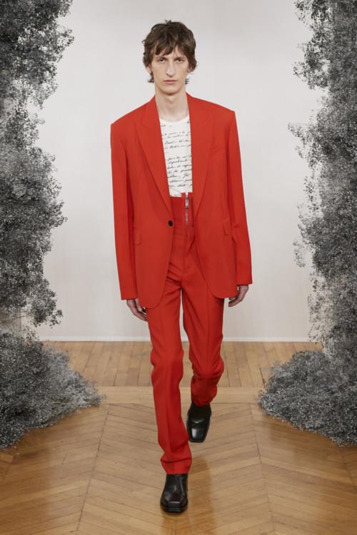 Givenchy Menswear осень-зима 2020/2021