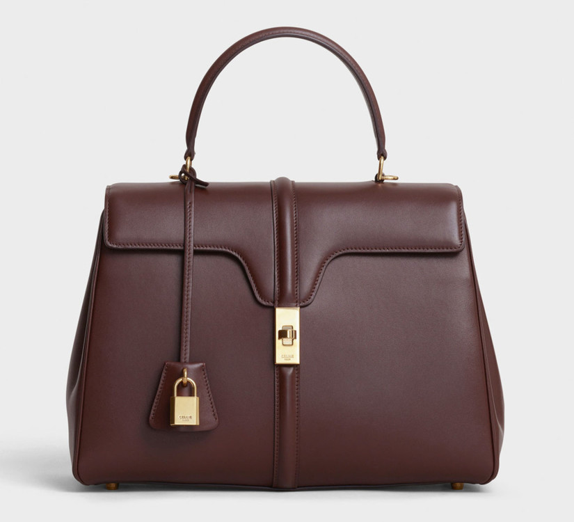 MEDIUM 16 BAG IN SATINATED CALFSKIN