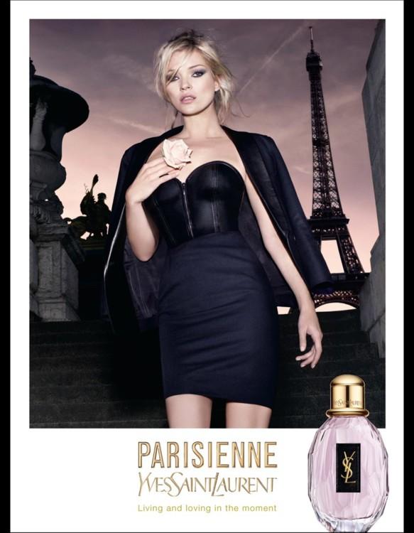 YSL Fragrance campaign осень-зима 2008/09