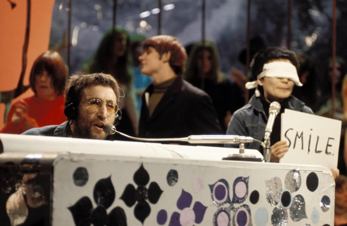 Перфоманс Джона Леннона і Йоко Оно, 1970 рік