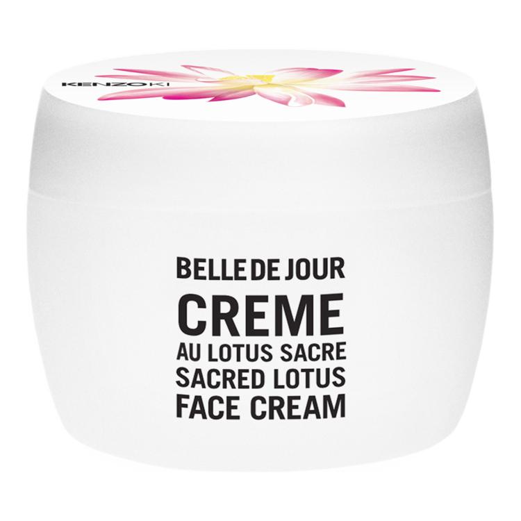 Живильний крем для обличчя Belle De Jour, Kenzoki У складі: вода священного лотоса, яка допомагає захистити, відновити і додати сяйва шкірі