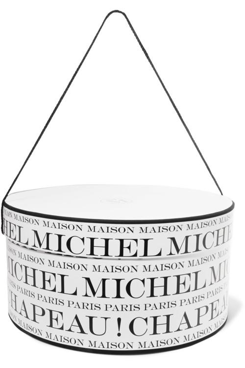 Коробка для хранения шляп Maison Michel