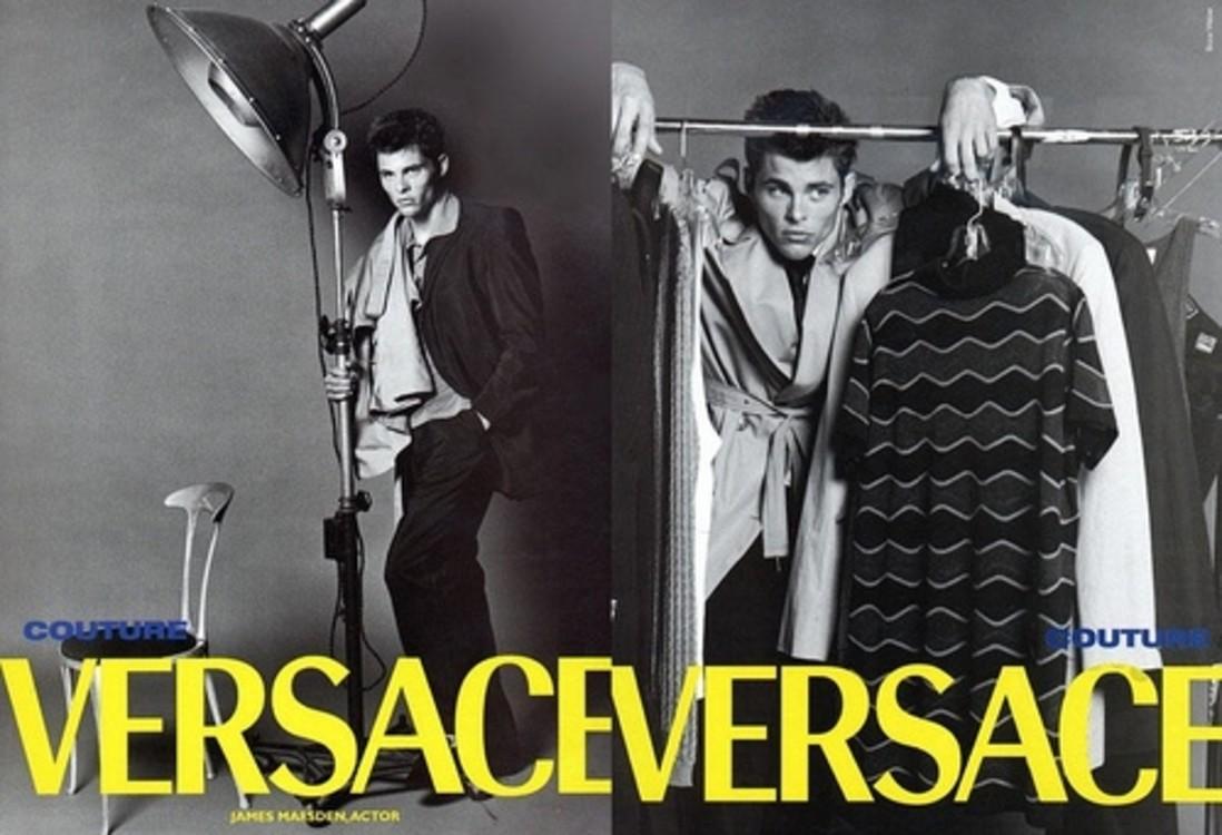 Gianni Versace Uomo весна-лето 1997