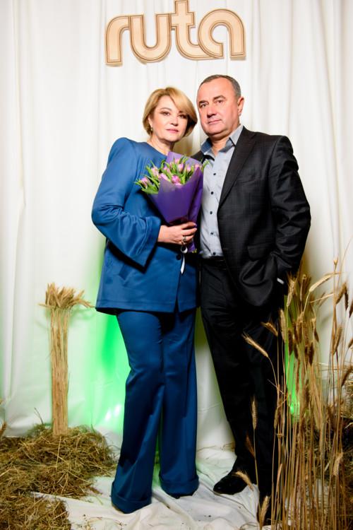Александр и Ирина Домпровские