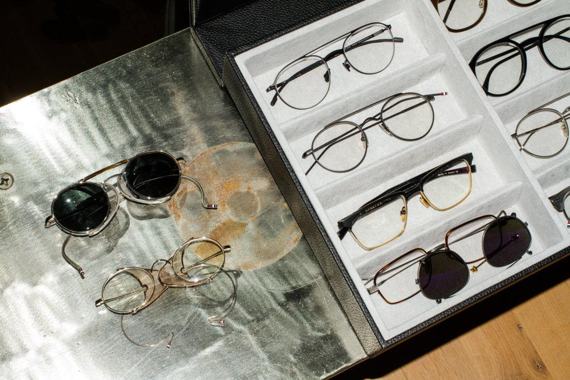 Очки и оправы – Thom Browne, Mykita, Dita
