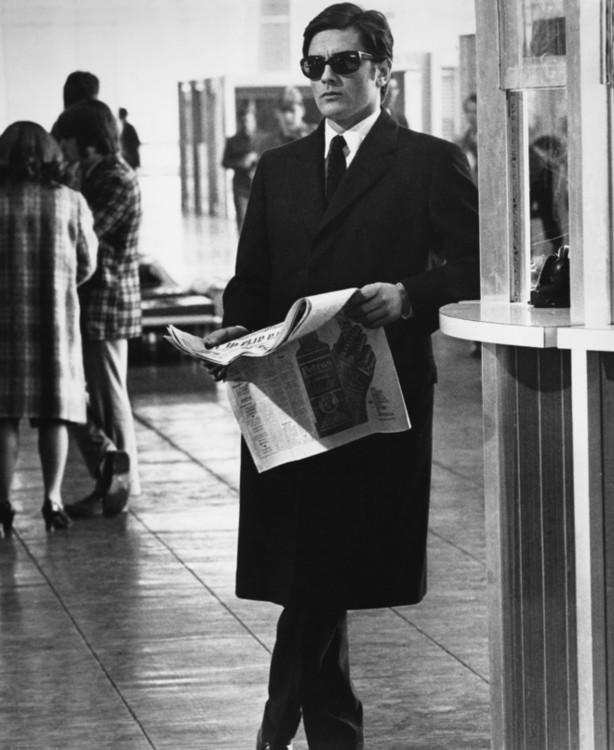 """Ален Делон у фільмі """"Сицилійський клан"""", 1969 рік"""