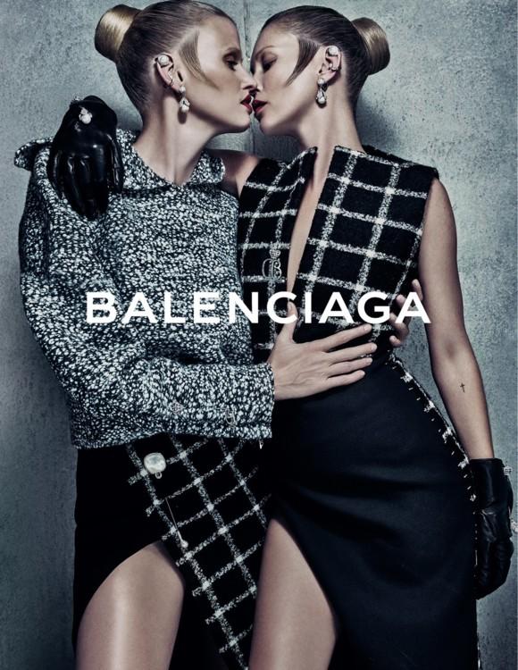 Balenciaga осень-зима 2014/15