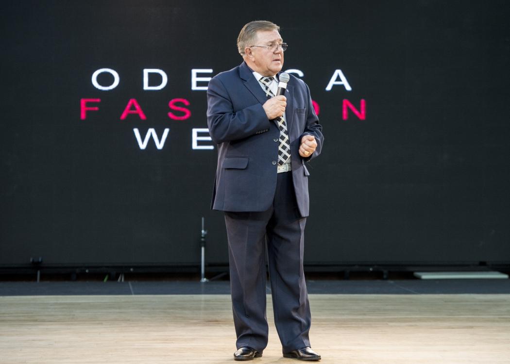 Анатолий Попов, директор Одесского дипломатического клуба