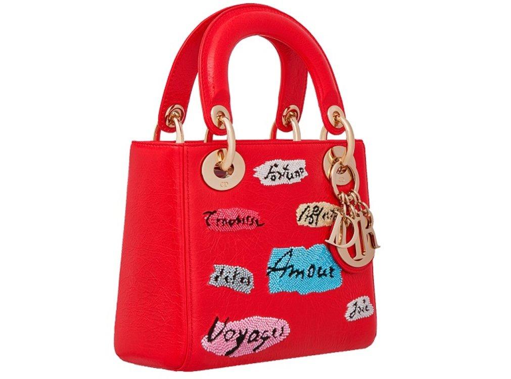 Сумка Lady Dior (Dior) - 90 000 гривен