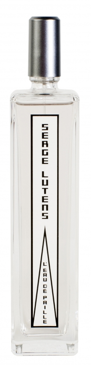 L'Eau de Paille, SERGE LuTEnS с нотами сена, ветивера и ладана
