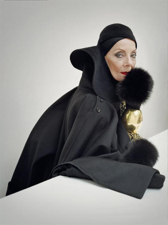 Vogue Italia, октябрь 2010 год, фото: Тим Уокер