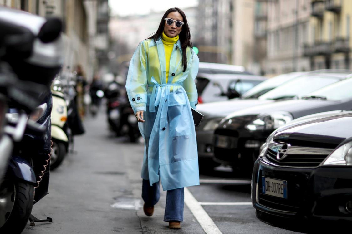 Самые модные джинсы осень-зима 2019-2020 картинки