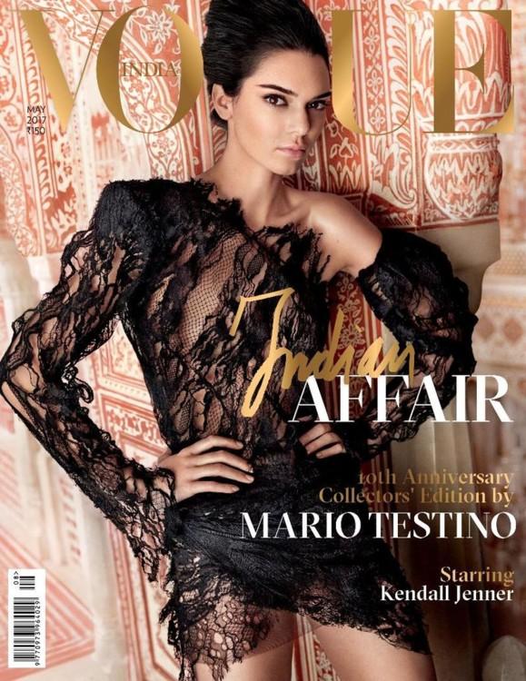 Vogue India, май 2017