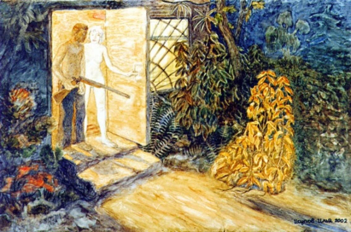 Илья Исупов, работы разных лет