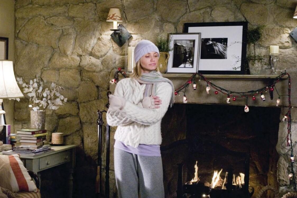 """Кадр из фильма """"Отпуск по обмену"""", 2006"""