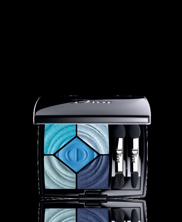 Пятицветный набор теней Couleurs Cool Wave № 367 Cool Down, Dior