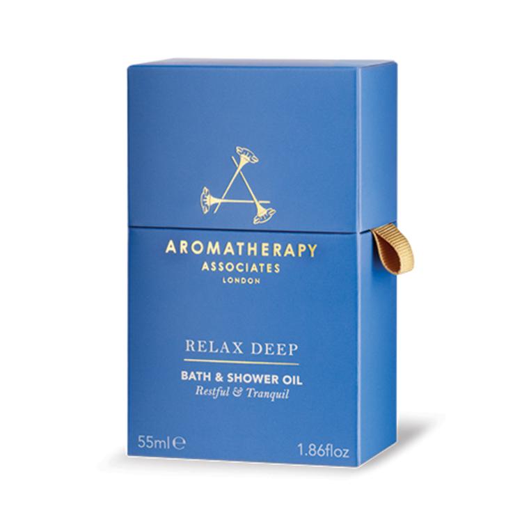 Масло для ванни Deep Relax, Aromatherapy Associates