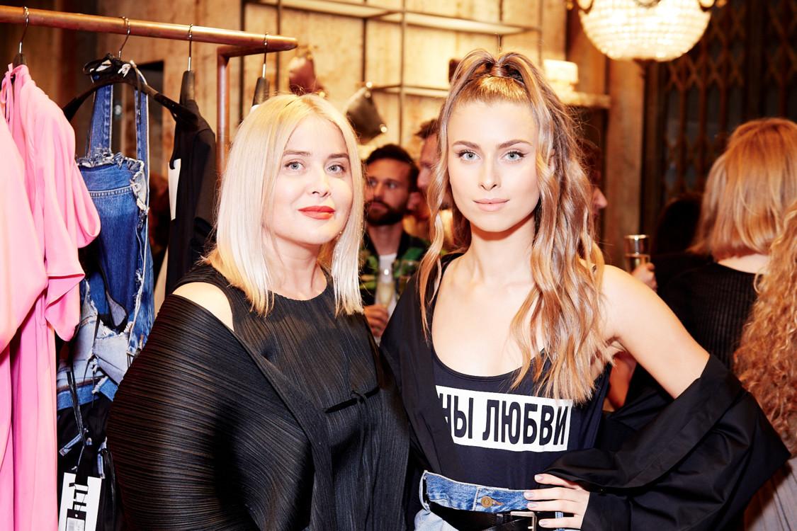 Светлана и Софья Евдокименко