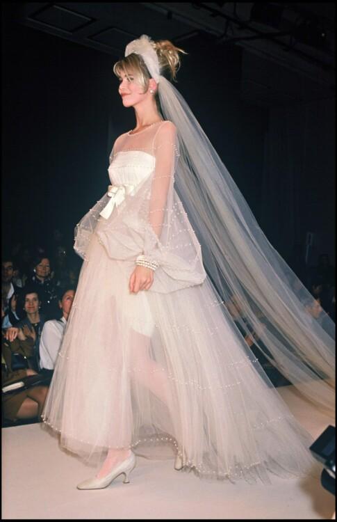Chanel Haute Couture весна-лето 1991