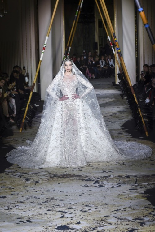 Zuhair Murad Couture весна-лето 2018
