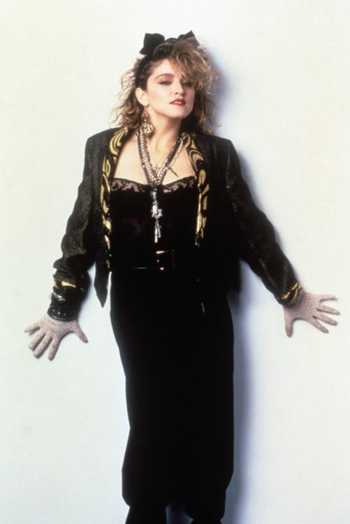 """Кадр из фильма """"Отчаянно ищу Сьюзен"""", 1985 год"""
