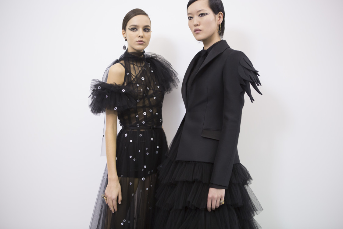 Christian Dior Couture весна-лето 2018
